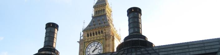 british parliament experience