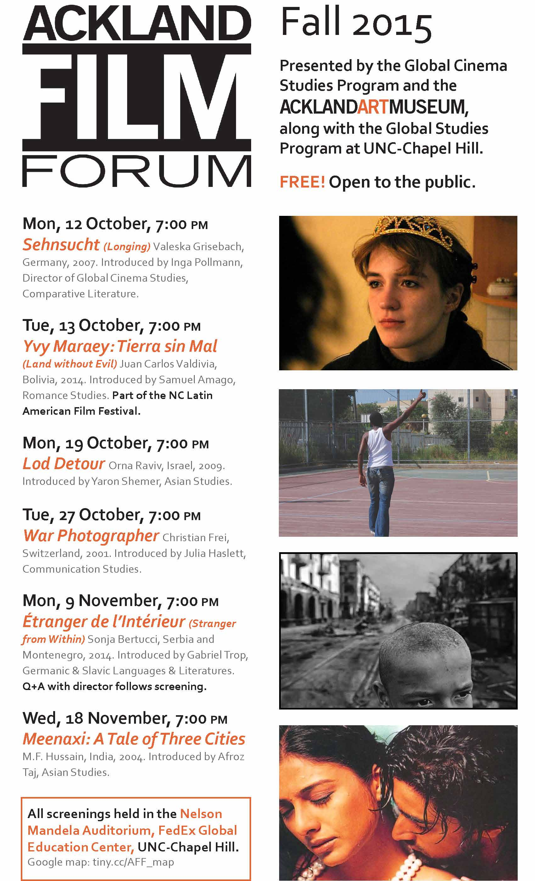 Global Cinema Studies Screening: \